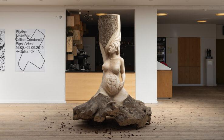 Ditte Gantriis Circle of Life Kunsthal Aarhus Piscine Leviathan