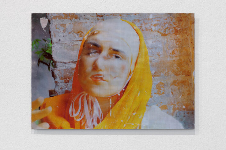 Miriam Kongstad Bloom of Flesh Kunsthal Aarhus Piscine Leviathan